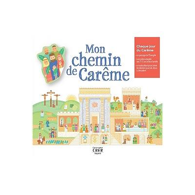 MON CHEMIN DE CAREME - PRIONS EN EGLISE JUNIOR